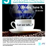 2017 June coffee klatch