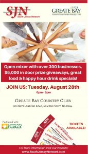 SNJ Great Networking Mixer at Greate Bay @ Greate Bay Country Club  | Somers Point | New Jersey | United States