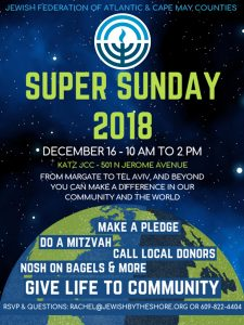 Super Sunday with NextGenAC @ Jewish Community Center | Margate City | New Jersey | United States