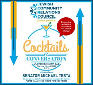 Cocktails and Conversations @ Atlantic City Country Club
