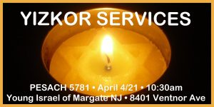 Yizkor Services @ Young Israel