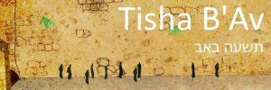 Chabad Tisha B'Av Schedule @ Chabad