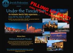 Tuscany Mission June 30 – July 9