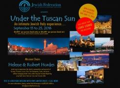 Tuscany Mission September 2016