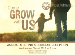 2016 Annual Meeting – May 4